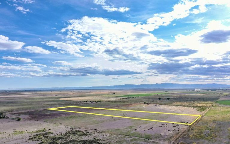 property in Alamosa (with power) 2