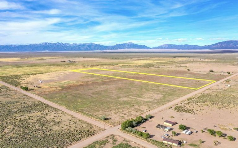 property in Alamosa (with power) 3